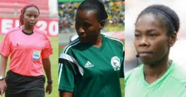 female referees caf