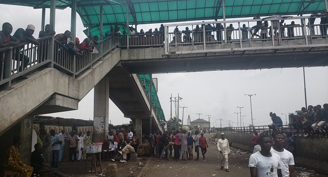 ‎LAGOS: PDP protests disappearance of nine ballot booklets
