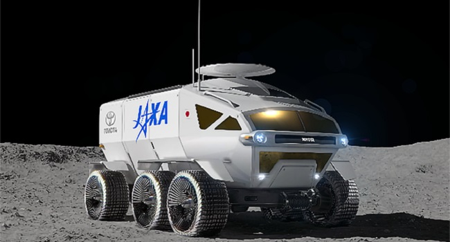 Japan, Toyota join forces to build moon rover