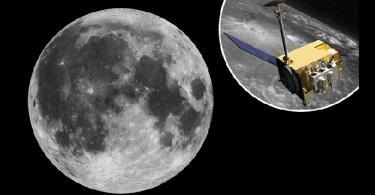 Scientists discover moving water on the surface of the moon