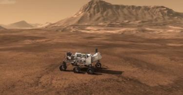 China plans to launch its own Mars rover in 2020