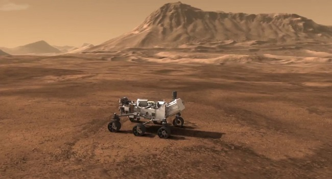 China Plans to Send a Rover to Probe Mars in 2020