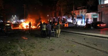 SOMALIA: 30 dead, 80 injured as fierce gun battle rages on after attack on hotel