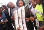 AKWA IBOM: Gov Emmanuel, wife cast their votes