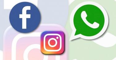 Facebook, Instagram, WhatsApp down for some users across the globe