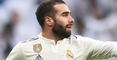 Real Madrid dani carvajal