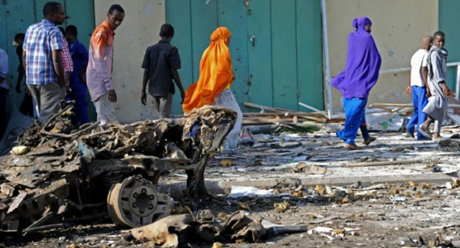 U.S. Army Deny Killing Civilians In Somalia Airstrikes
