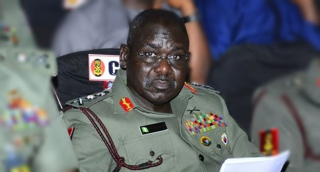 BURATAI TO MEDIA, OTHERS: Stop motivating criminals to kill Nigerians