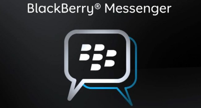 BlackBerry Messenger will soon be the latest messaging service to die