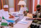 Buhari orders security chiefs to deal ruthlessly with bandits, kidnappers