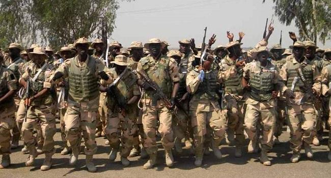 Troops rescue three farmers in Kaduna, kill bandit
