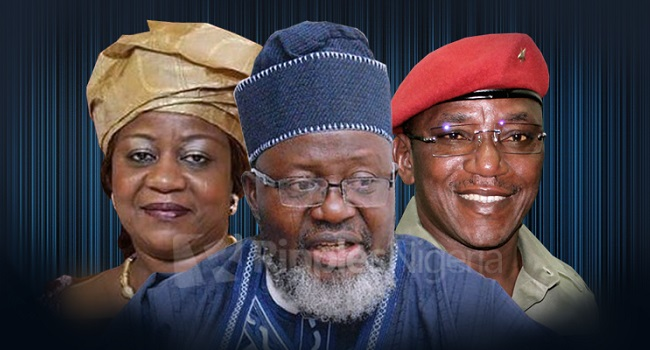 Why Shittu, Dalung and especially Onochie must be Ministers in Buhari's Next Level cabinet