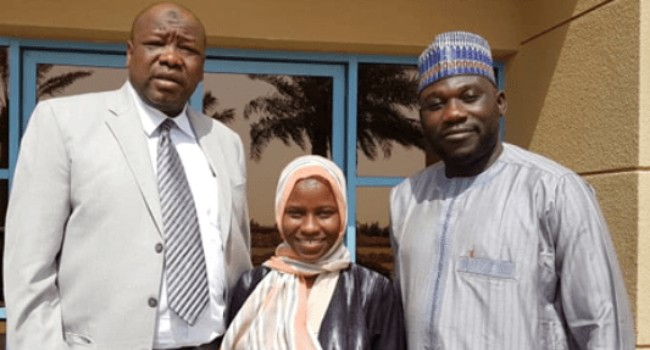 Nigerian govt secures release of alleged drug traffickers Zainab, Abubakar in Saudi Arabia