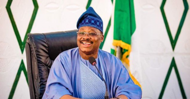 Ajimobi denies ownership of Tech-U
