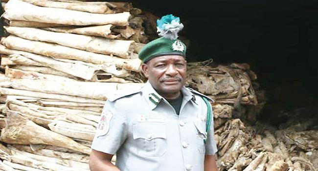 Customs seize N15bn donkey hides, N16bn drugs in Lagos, Ogun