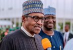 INSECURITY: IGP is losing weight, so he is working hard, Buhari says