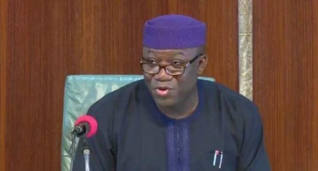 Fayemi denies sacking 2000 Ekiti workers
