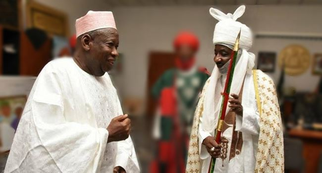 NEW KANO EMIRATES: Kingmakers square for legal battle with Ganduje, employ 7 SANs, 17 lawyers