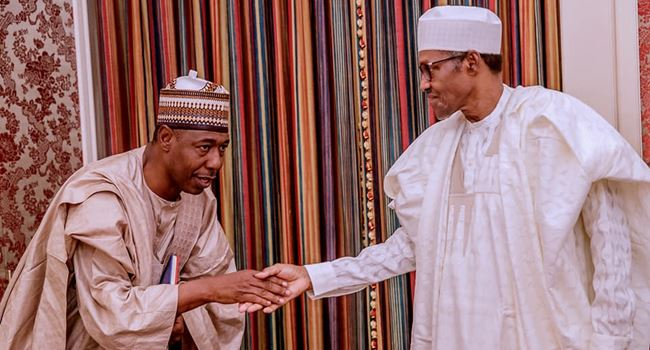 INSURGENCY: Borno gov runs to Buhari