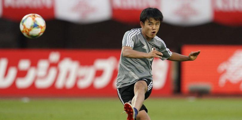 Japanese Messi Kubo