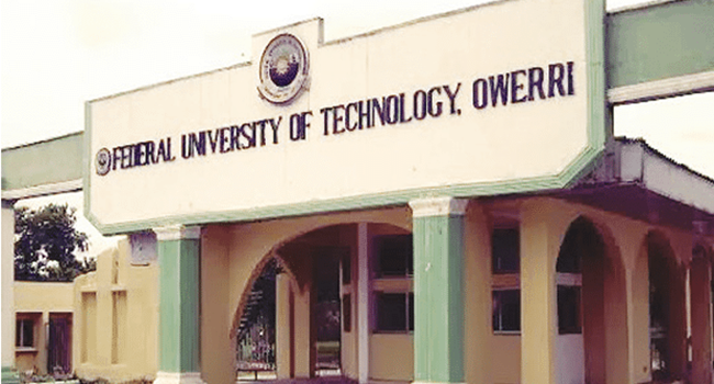 World Bank names FUTO as Centre for Future Energies and Electro-Chemical System