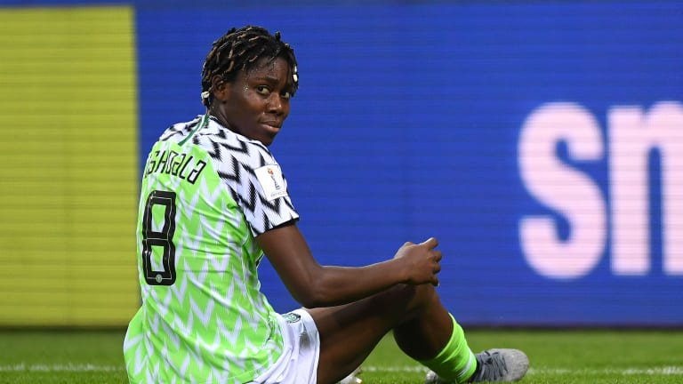 Image result for Inexperience cost us Olympic ticket - Oshoala
