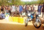 Army arrests kidnap kingpin, 20 bandits in Katsina