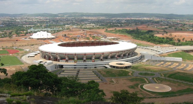 BREAKING... Finally, Abiola gets national monument as Buhari renames Abuja National Stadium after him