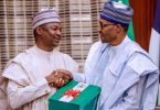 Buhari receives report on Financial Autonomy for state legislature, judiciary