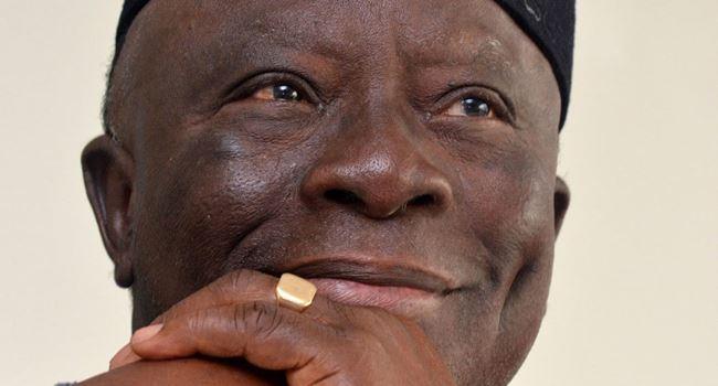 LETTER TO THE PRESIDENT: It'll be better you listen to OBJ, Adebanjo tells Buhari