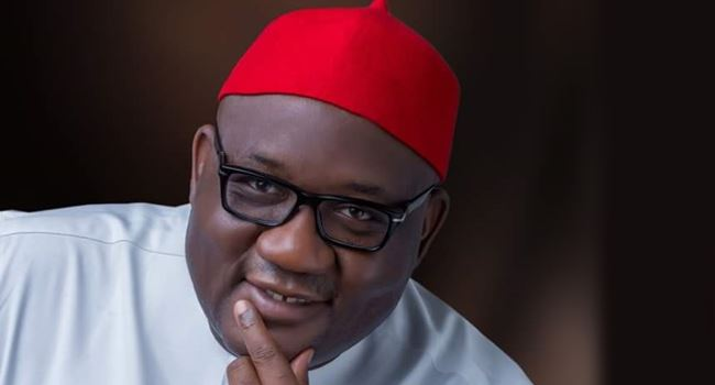 COURT VICTORY: Don't waste time, give me my certificate of return, Imo Sen tells INEC