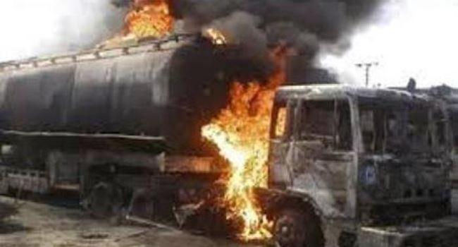 26 dead in Benue tanker explosion