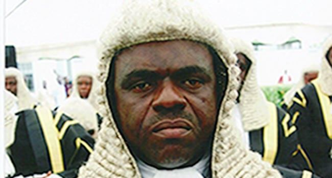 CJN Tanko settles rift, swears-in Tsoho as Ag Chief Judge of Federal High Court
