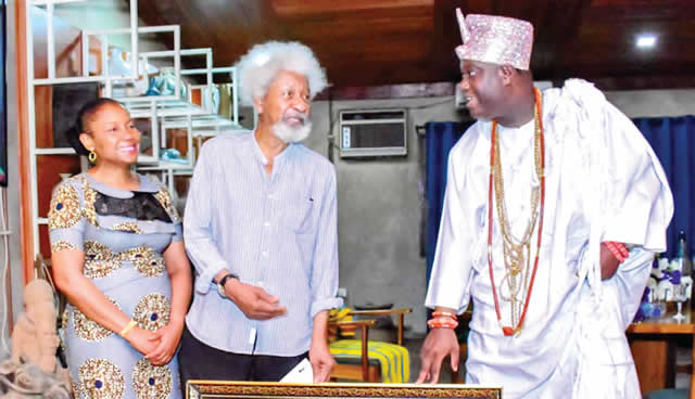 RUGA: Defend your lands, Ooni, Soyinka tell Nigerians