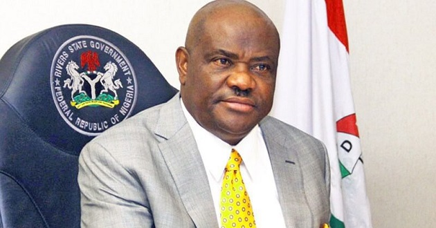 ALLEGED MOSQUE DEMOLITION: Wike takes Fayemi on site tour, says he has nothing against Islam