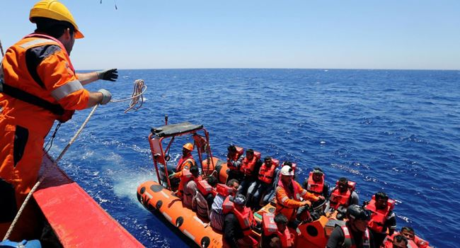 Tragedy as 150 migrants drown off Libya's coast