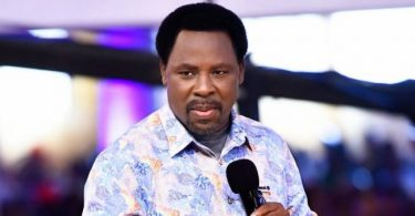 Woman accuses TB Joshua of sexually molesting her for 14-yrs (Video)