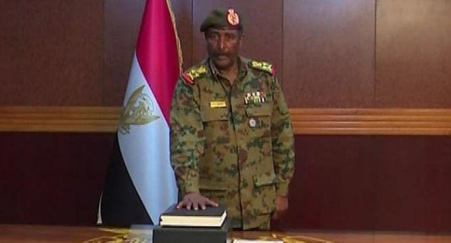 SUDAN: Lt. Gen Burhan sworn in as leader of Transitional Council