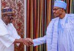 Buhari-Receives-Senate-President-Senator-Ahmed-Lawan