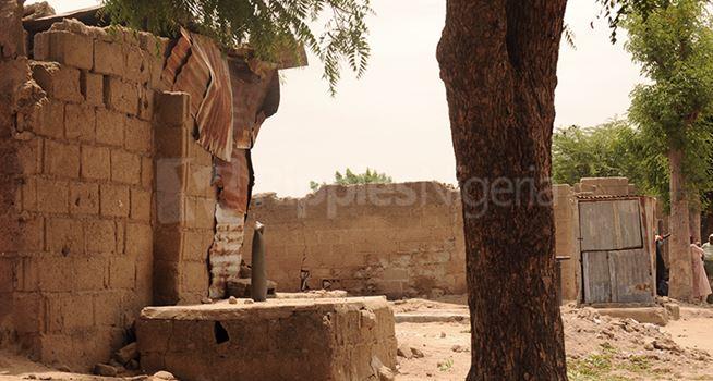 FACT CHECK.. Did Buhari's govt truly rebuild Bama in Northeast Nigeria? We investigated
