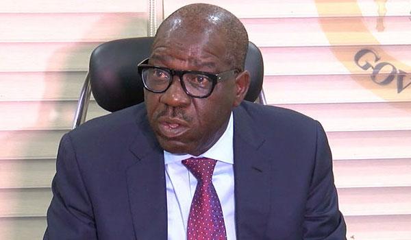 EDO APC CRISIS: Obaseki talks tough, vows to chase out dissidents