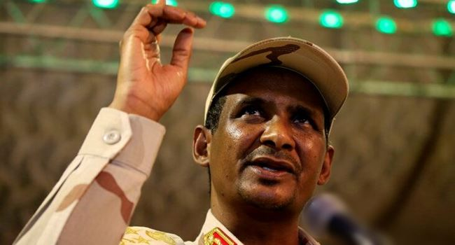 """Hopes for peace in Sudan on as """"most powerful man"""" agrees to power-sharing sytem"""
