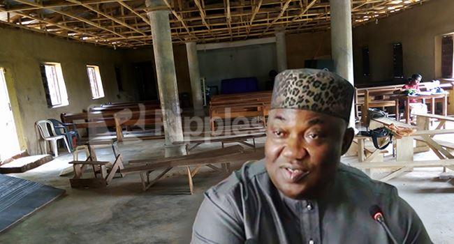 Enugu forgotten camp where life is brutish, nasty and sometimes, short