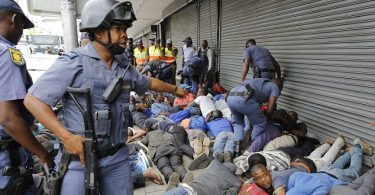SA police arrest 70 anti-foreigner protesters arrested in fallout of xenophobic attacks