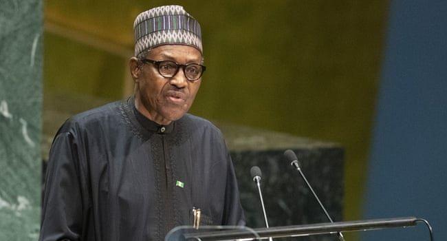 APC lauds Buhari's showing at UNGA, says he's restored Nigeria's battered image