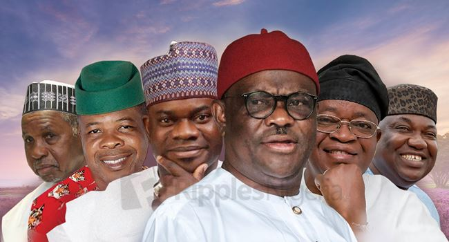 RANKING NIGERIAN GOVERNORS, AUGUST, 2019: Top 5, Bottom 5