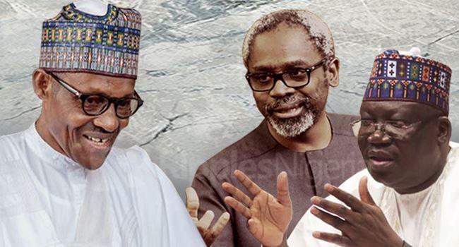 Lawan, Gbajabiamila: Is the Nigerian legislature finally kneeling before Buhari?