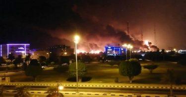 Houthi rebels claim attacks on 2 Saudi oil facilities
