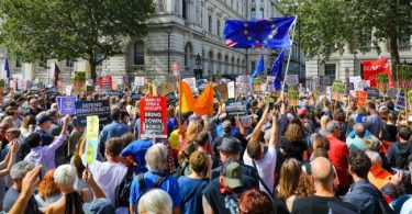 Thousands rally across UK over plans by PM Johnson to suspend parliament