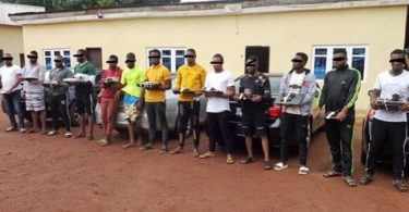 EFCC partners FBI, rounds-up 167 cyber fraudsters